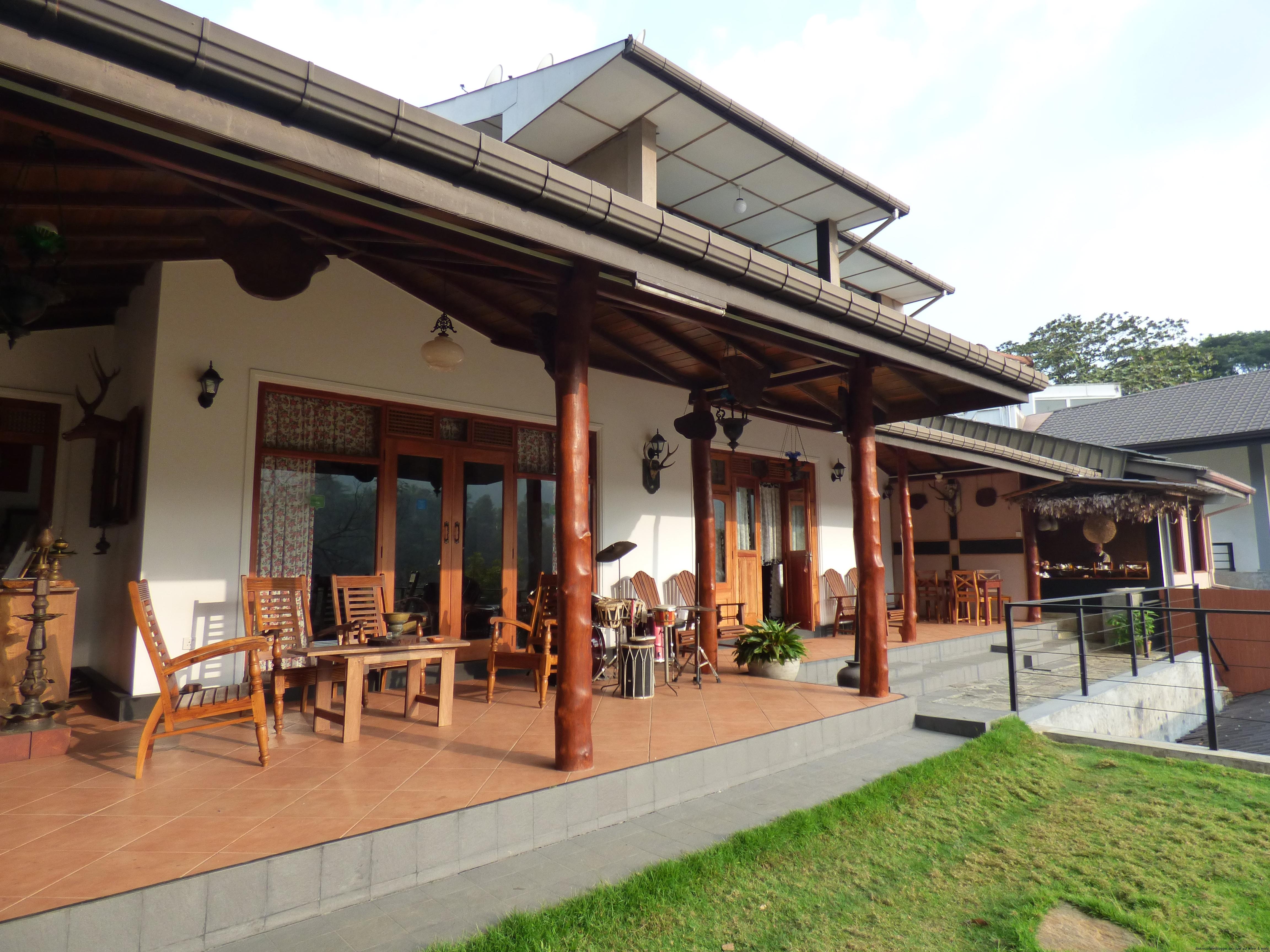Kandy - Thoto Pola Residence Haus - Sri Lanka diekreuzfahrtblogger.de
