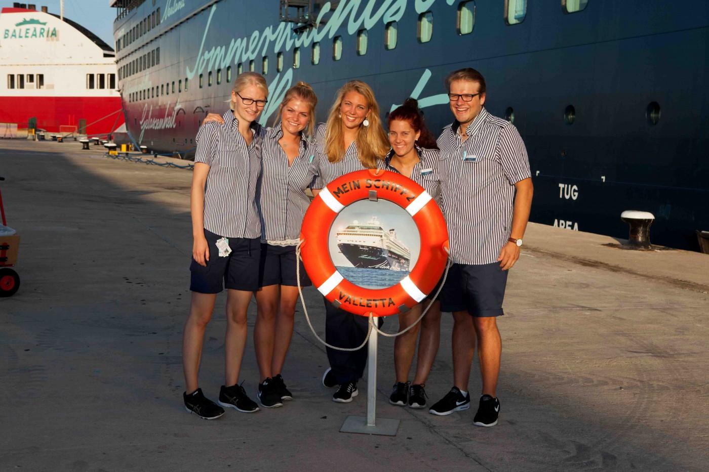 Jobs an Bord: Teensbetreuer, Mein Schiff 2