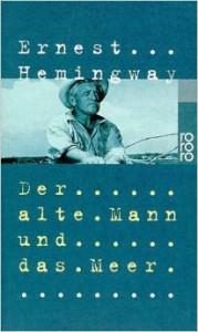 Der alte Mann und das Meer , Ernest Hemingway Cover
