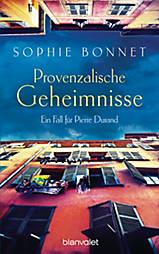 Sophie Bonnet Provencalische Geheimnisse Cover