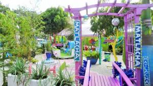 Kunstgarten von Leoma Lovegrove, Matchala