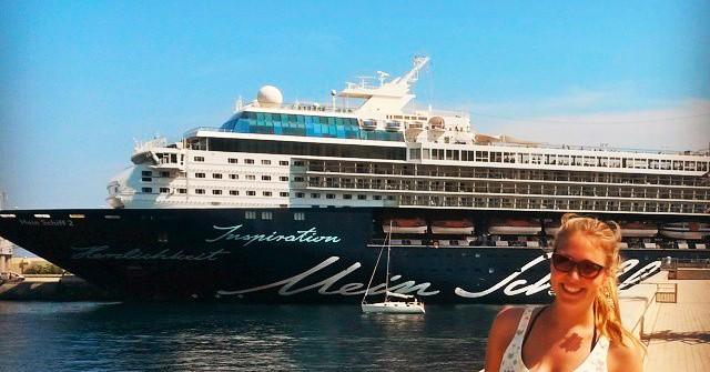 Hafen von Palma, Mein Schiff 2