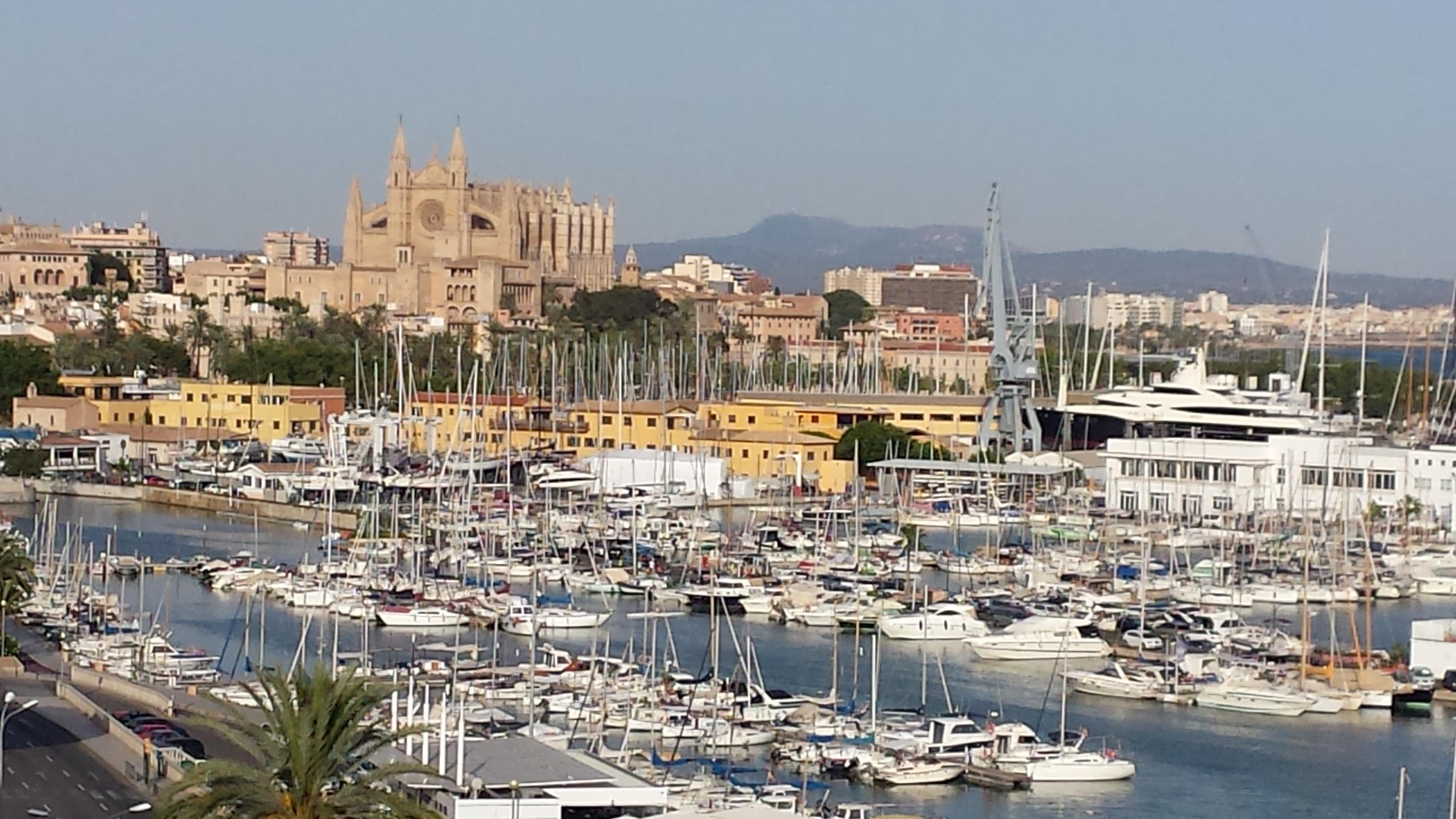 Kathrdrale von Palma de Mallorca