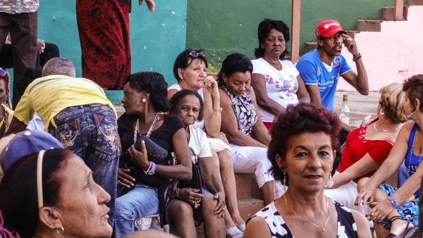 Kubaner sind eine freundliches Volk und offen gegenüber Besuchern