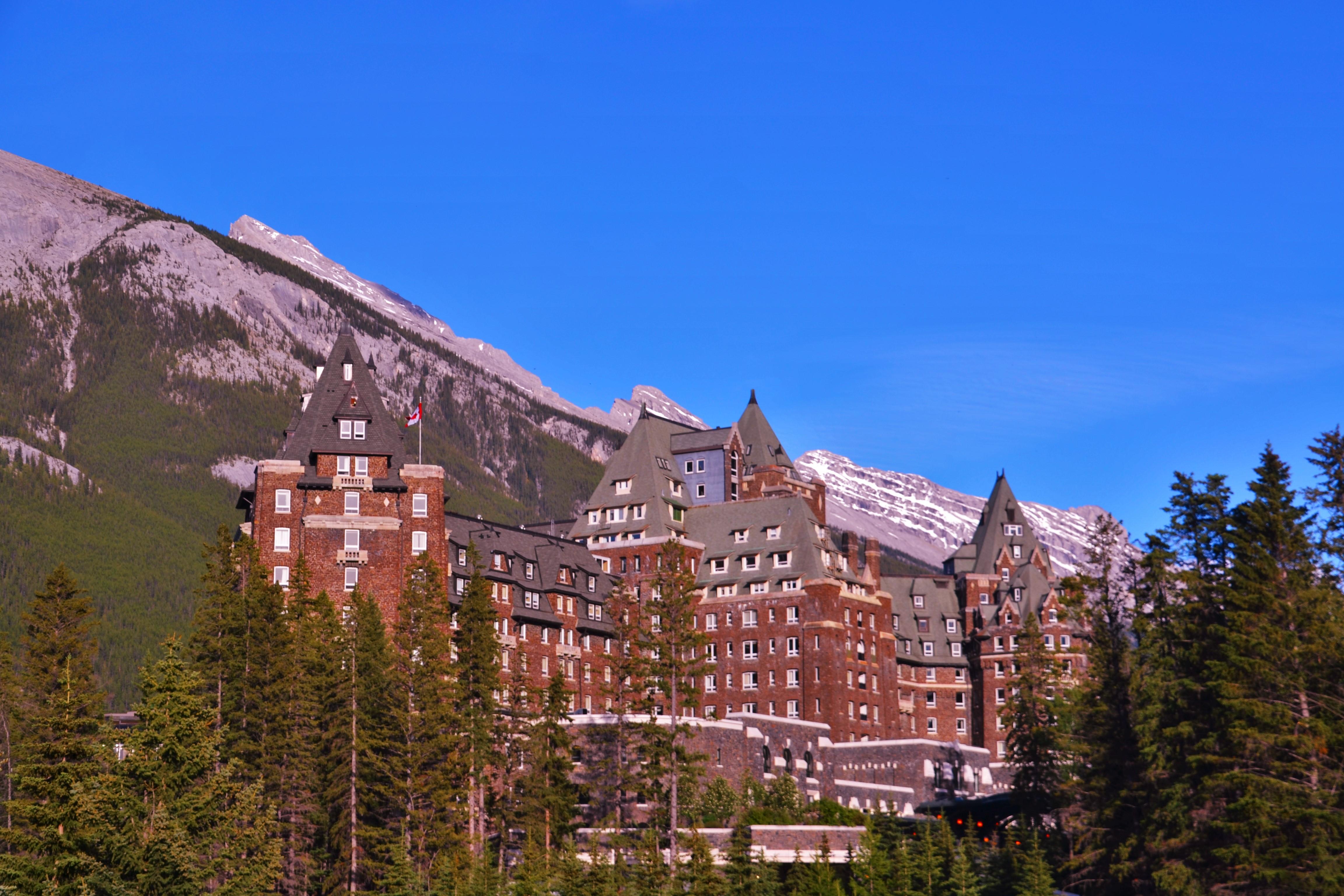 Banff Railroad Tour