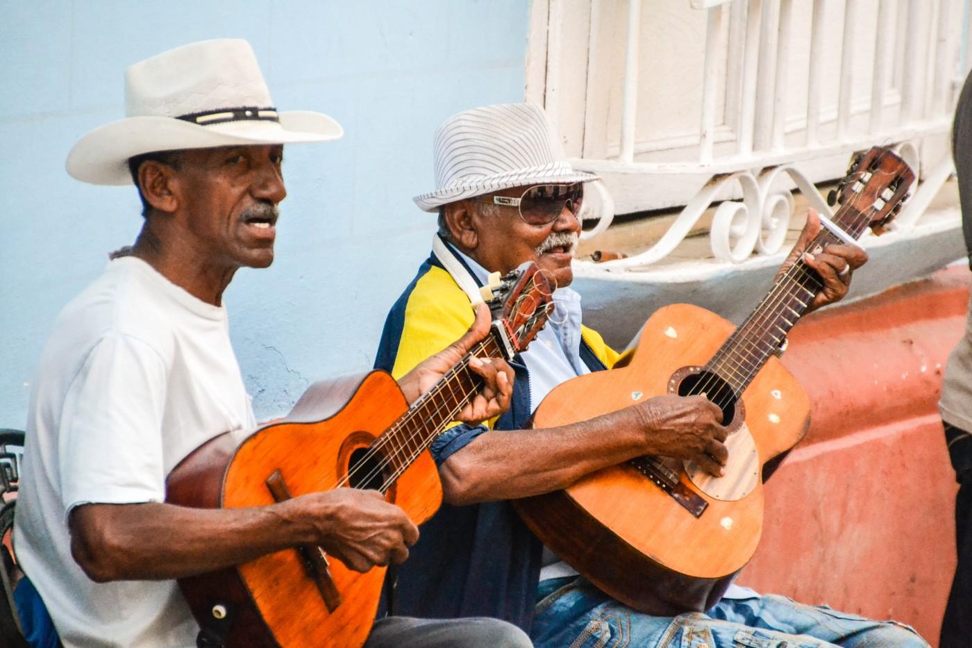 Kuba ohe Musik?
