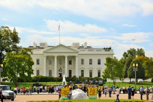 White House, Sitz des US-Präsidenten