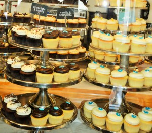 Cupcake in Georgetown