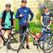 ArosaLuna Radtour in Südfrankreich