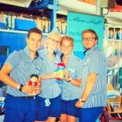 Mein Schiff 2 Kidsbetreuer (2)