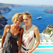 Santorini diekreuzfahrtblogger Copyright S. Schaeffer