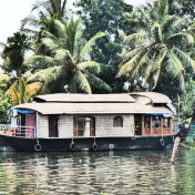 Backwaters von Alleppey