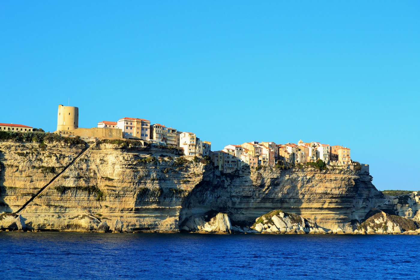 Korsika, Bonifacchio