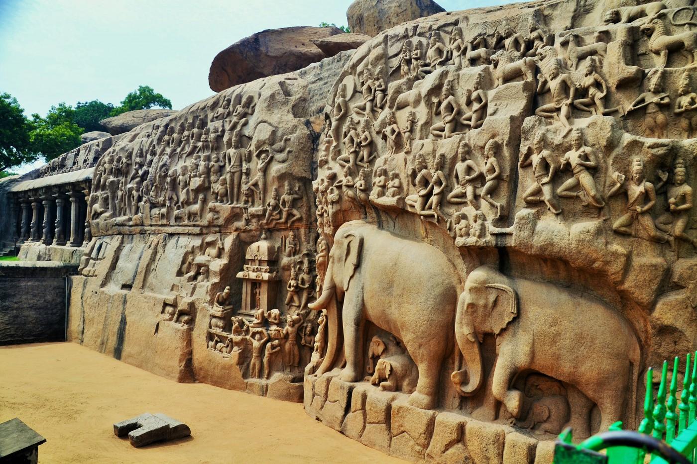 Indien, Chennai, Mahabalipuram
