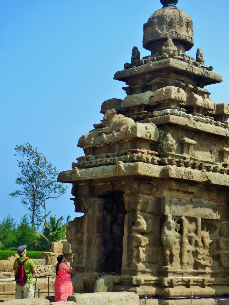 Mahalabipuram Strandtempel