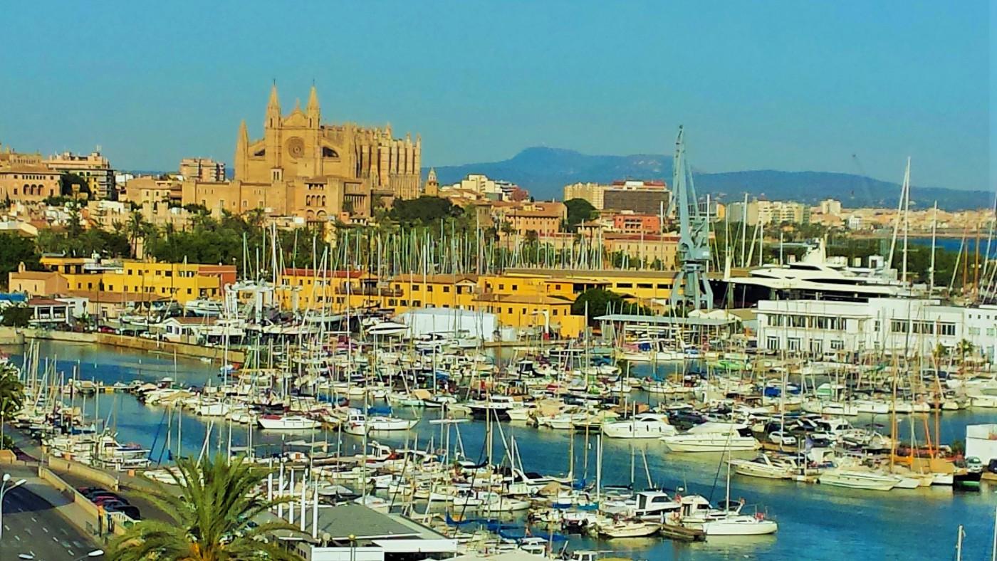 Palma de Mallorca Copyright S. Schaeffer (2)