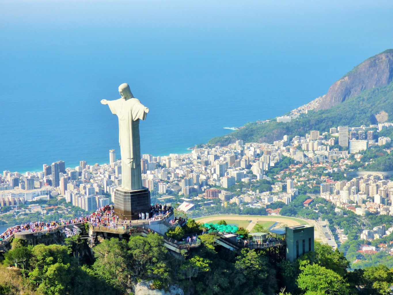 Rio de Janeiro aus dem Helicopter Copyright Schaeffer