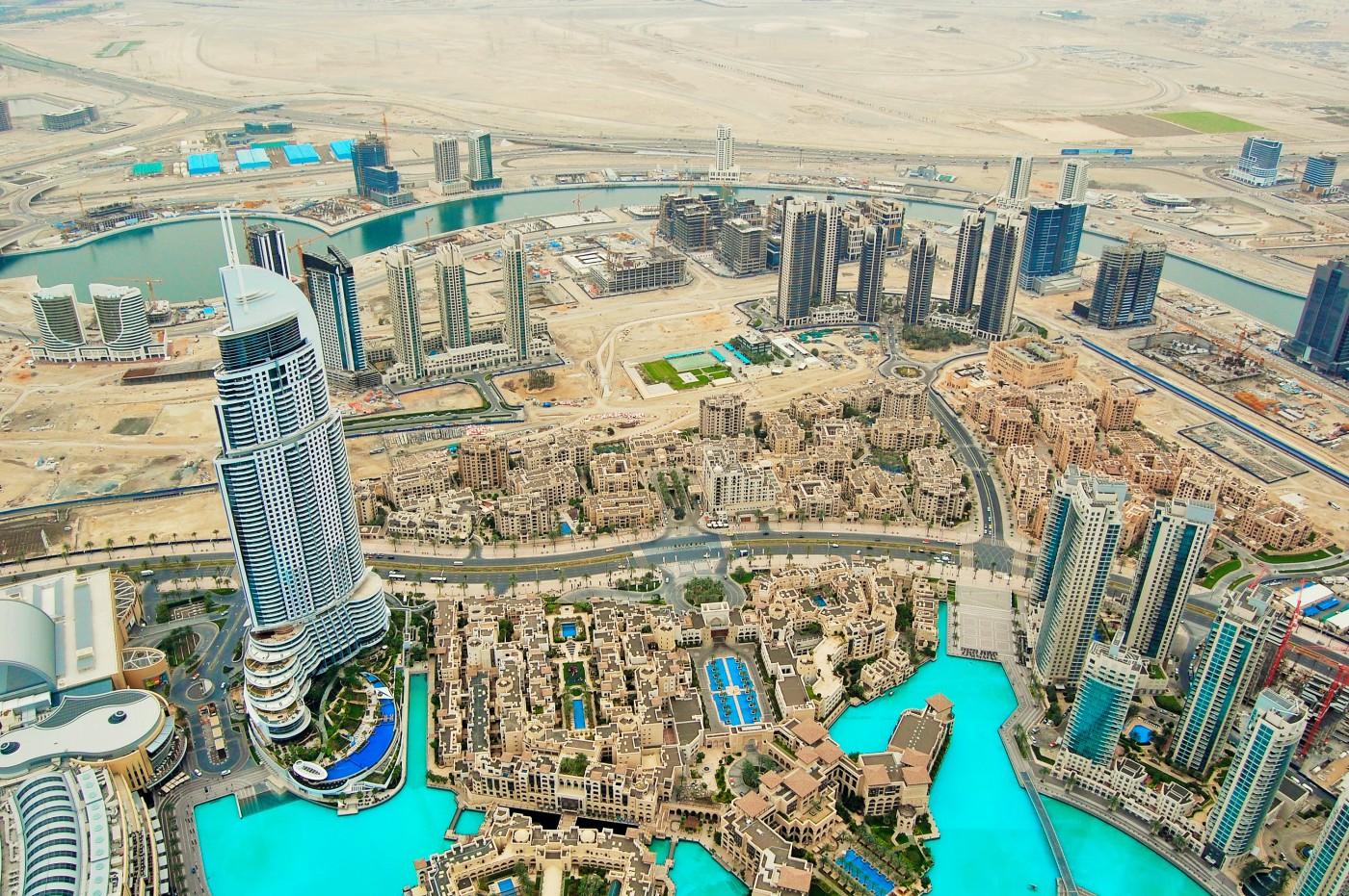 Dubai, Arabische Emeriate, Burj Khalifa