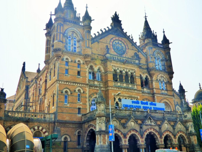 Mumbai CST, bis 1996 Victoria Terminus, Copyright Schaeffer
