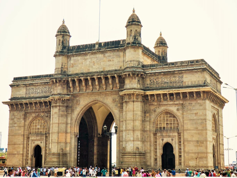 Wahrzeichen Mumbias: Das Gateway of India
