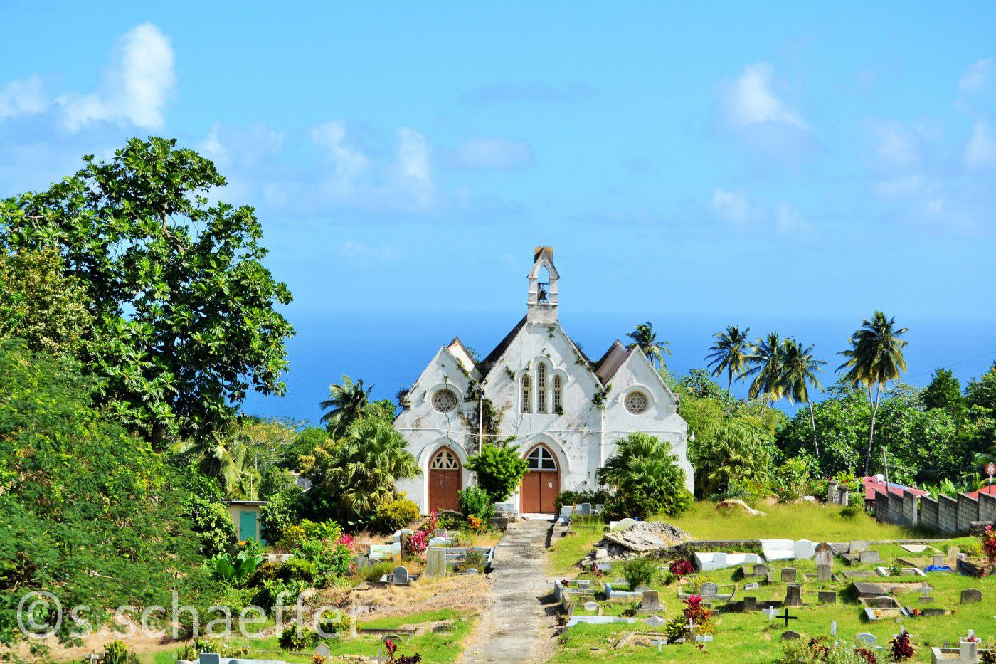 Barbados: St. Joseph Parish Church