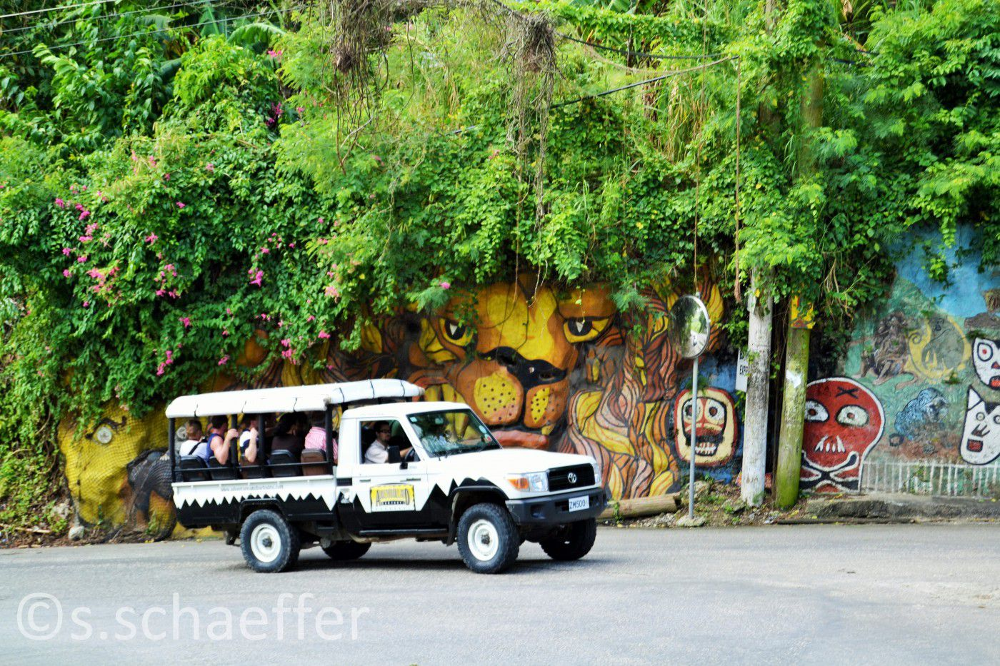 Barbados: Landausflug mit dem Jeep