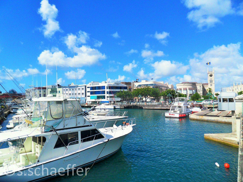 Barbados, Bridgetown, Hafen