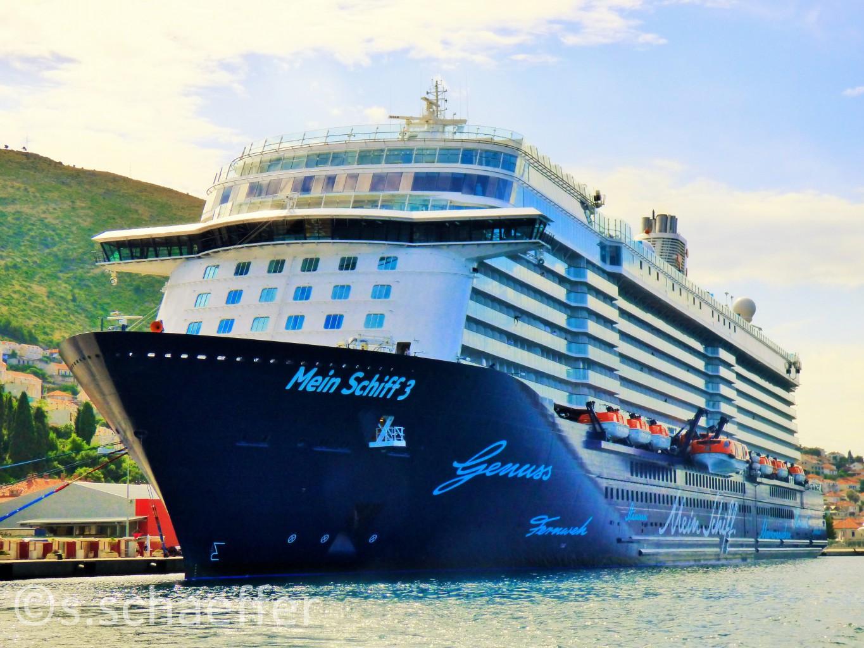 Die Mein Schiff 3 von TUI Cruises
