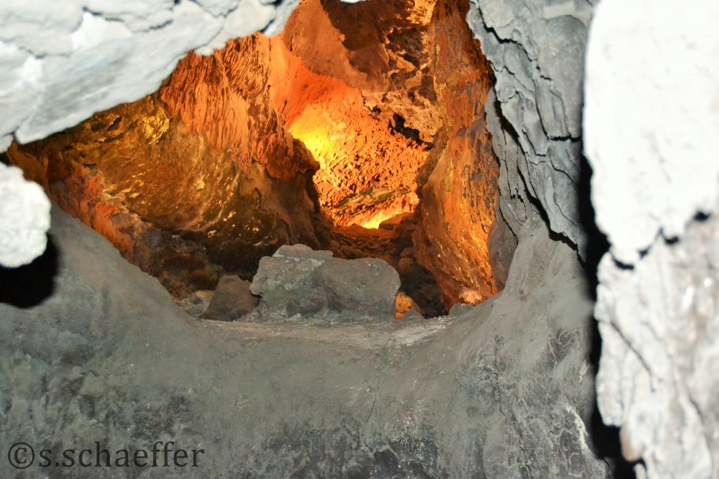 Lanzarote Cueva del Verde
