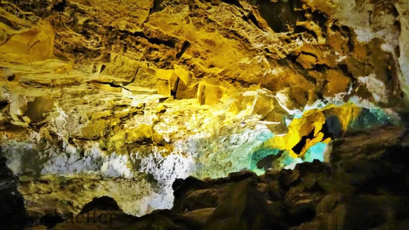 Lanzarote: Cueva del Verde