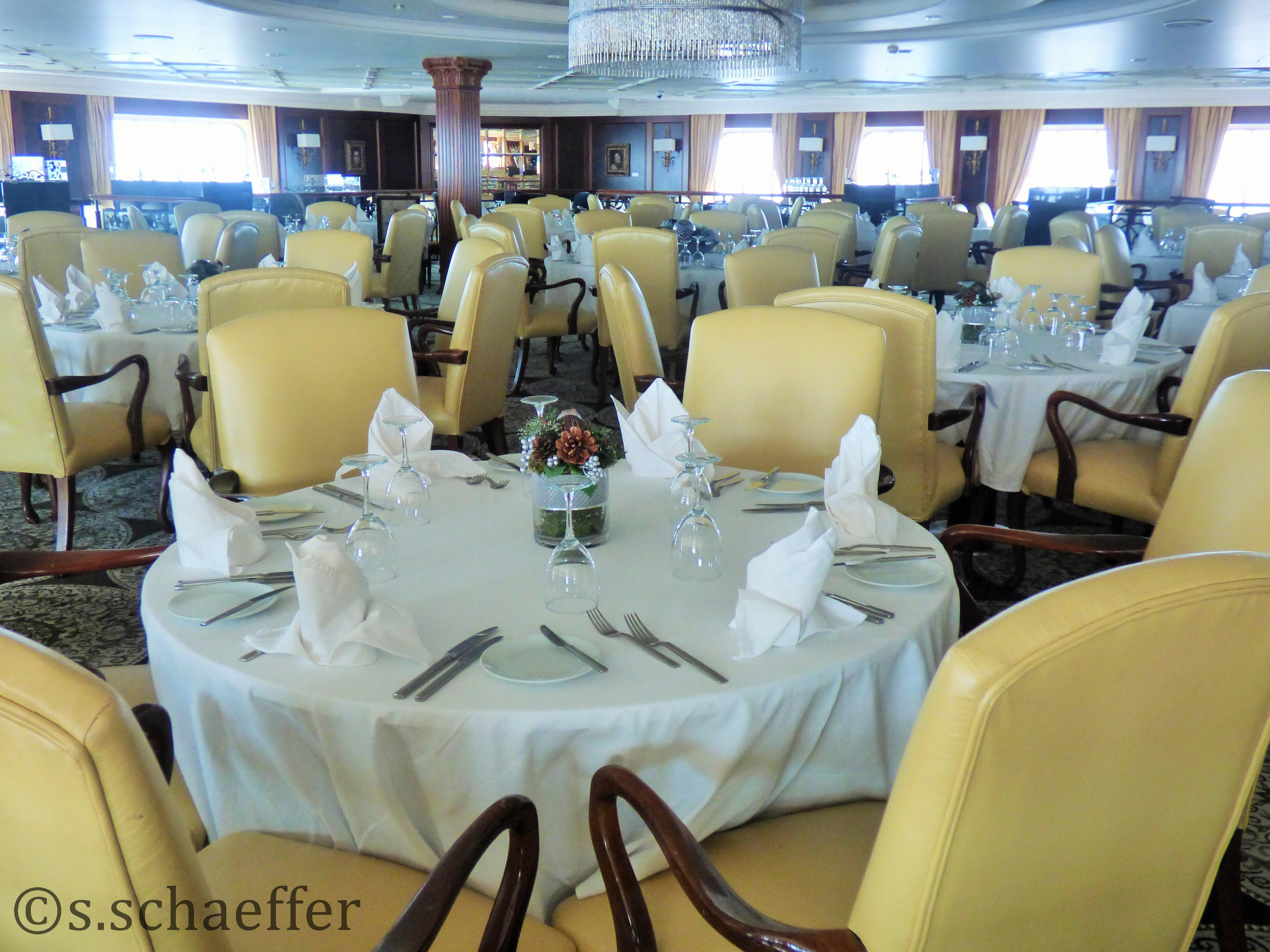 Azamara Quest Restaurant
