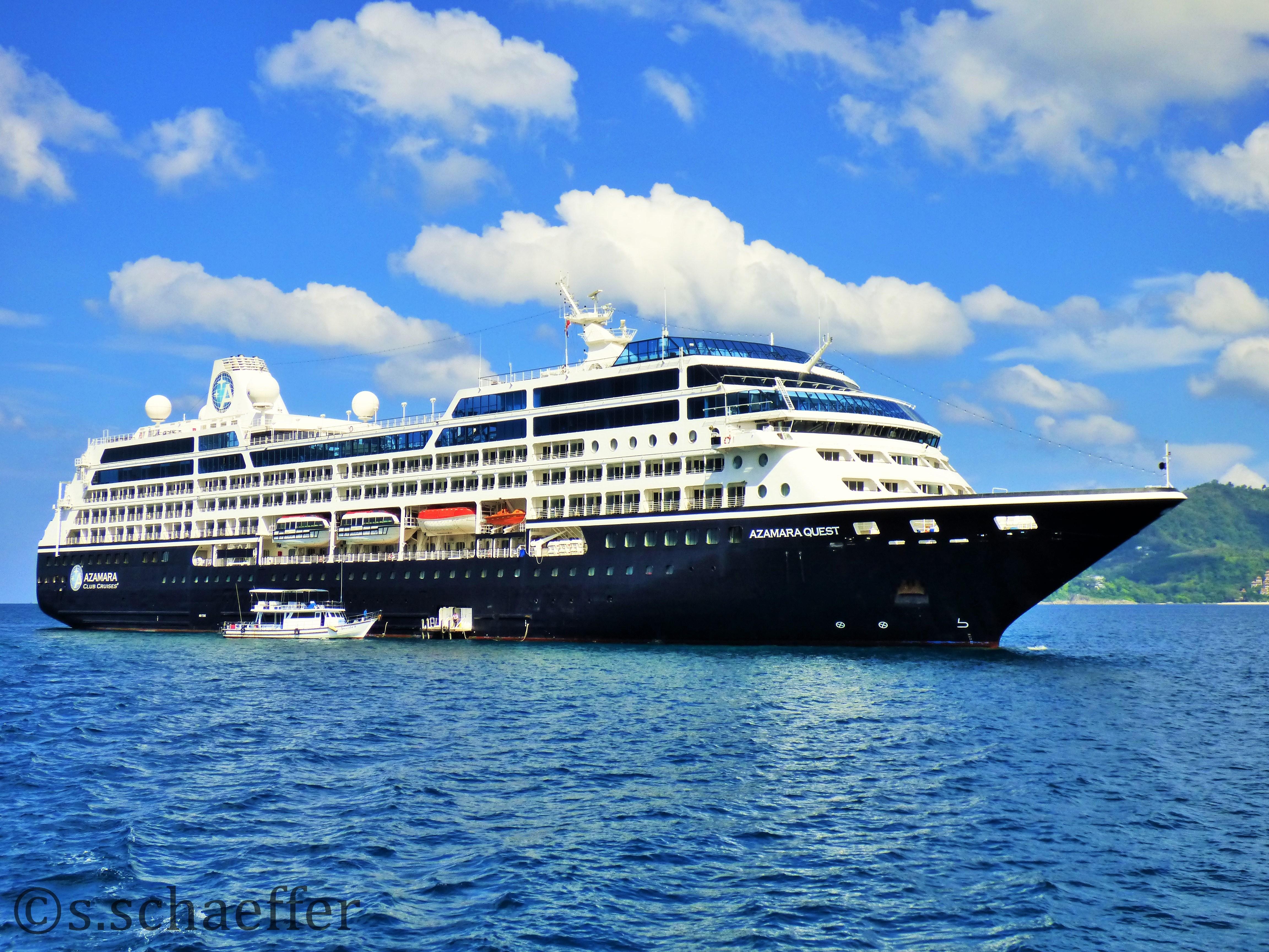 Azamara Cruises, Azamara Quest