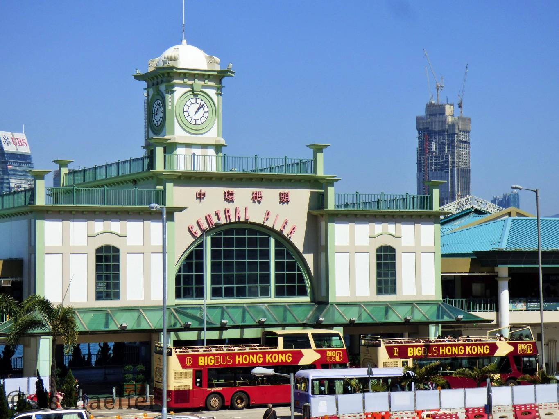 Central Pier Hong Kong ©s.schaeffer