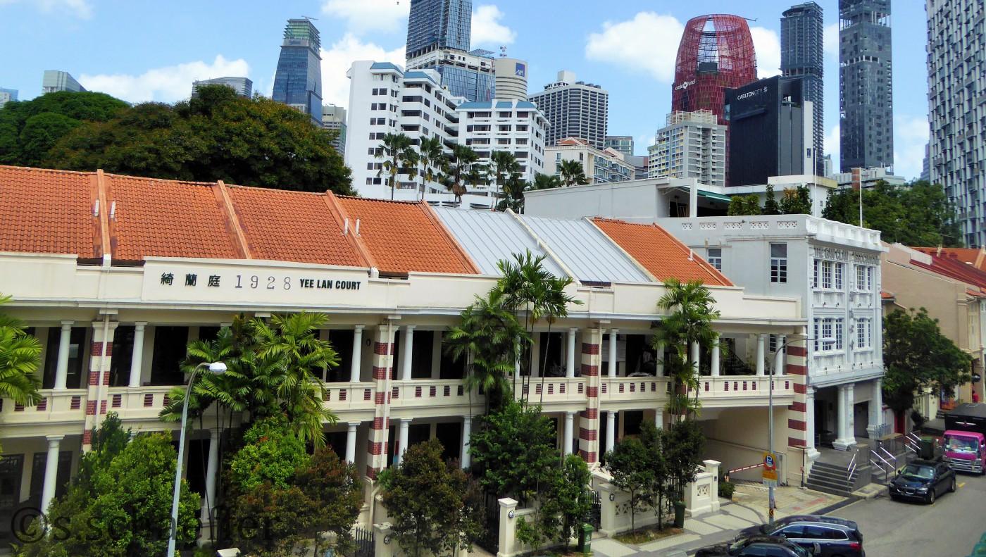 Chinatwon Singapur