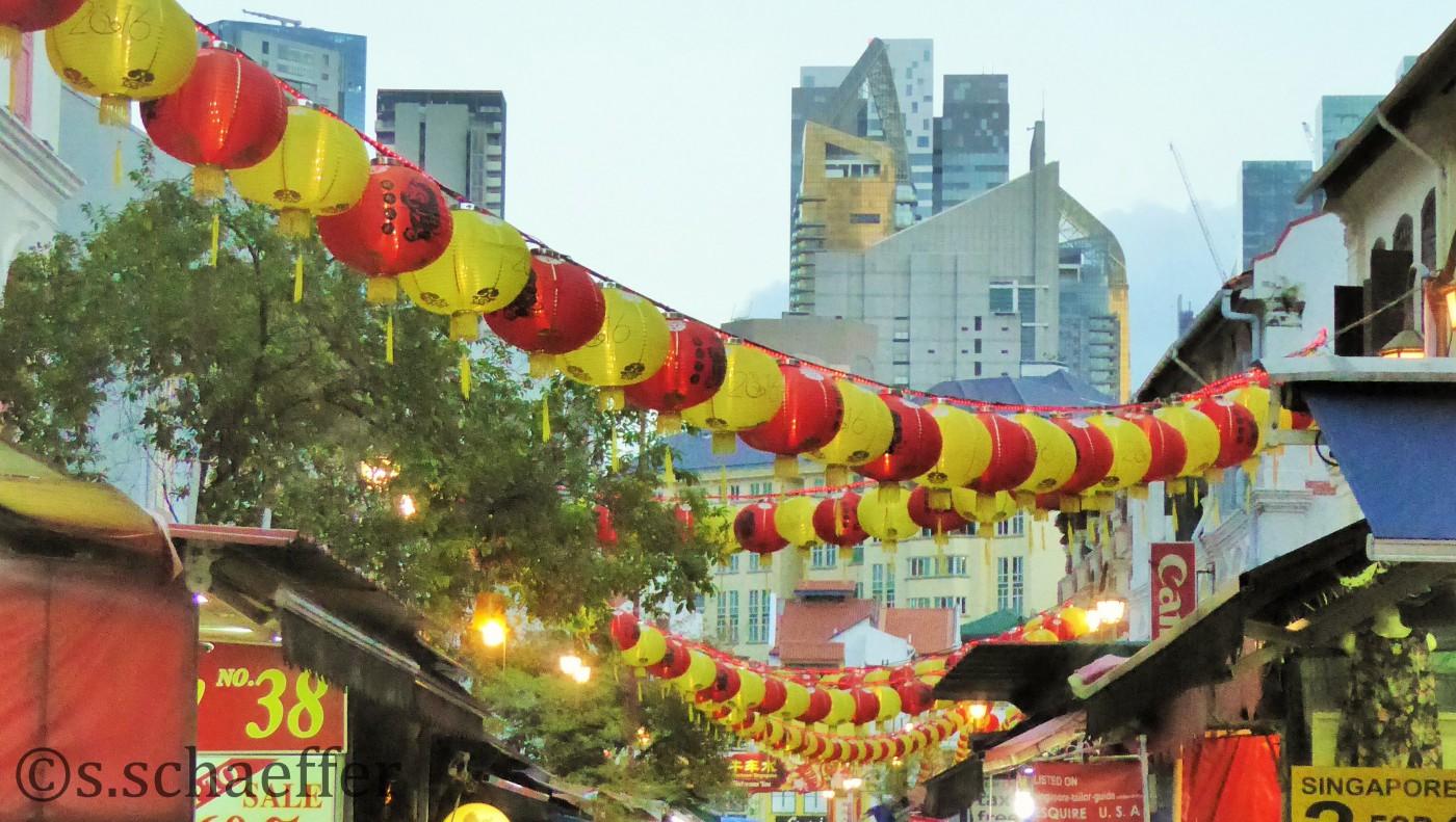 Singapur Chnatown