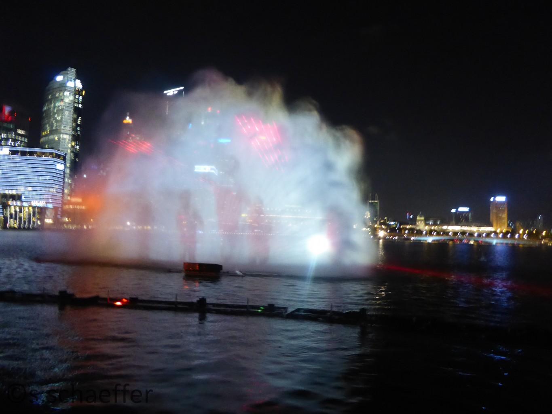 Singapore Lasershow at Marina Bays ©s.schaeffer