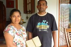 Kandy - Thoto Pola Residence Eigentümer - Sri Lanka diekreuzfahrtblogger.de
