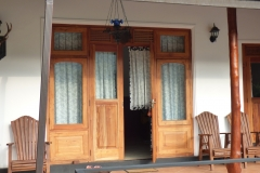 Kandy - Thoto Pola Residence Verandazimmer - Sri Lanka diekreuzfahrtblogger.de