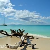 Karibik Antigua Cades Bay